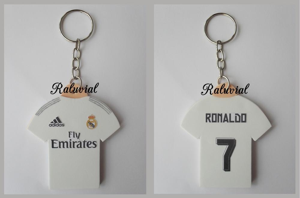Llavero camiseta Real Madrid 2015-2016