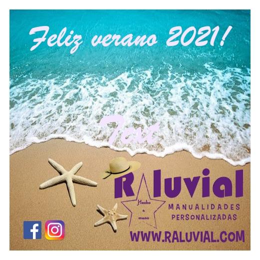 RALUVIAL FELIZ VERANO 2021
